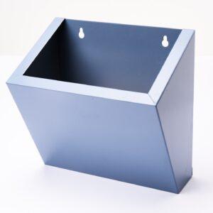 Blå plantekasse Waltr