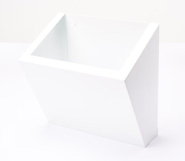 PLANTEKASSE  i hvid gro25